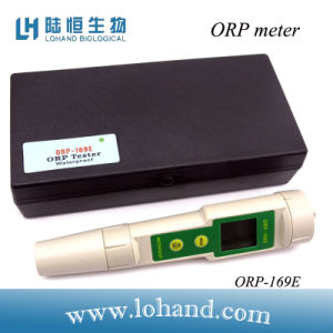 China Made Professional Water Test Orp Testing Meter (ORP-169E) pictures & photos