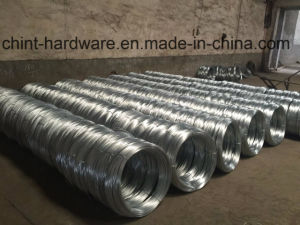 22 Gauge Hot Sale Galvanized Iron Wire Zinc Coated Binding Wire Tie Wire Factory Supply pictures & photos