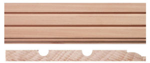 Top Selling UK Ce and RoHS Wood Baseboard for Decoration Material pictures & photos
