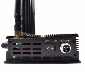 Updated Version of Eight Antennas Signal Blockers with High Power20W with Fine Hot Emitting Function pictures & photos
