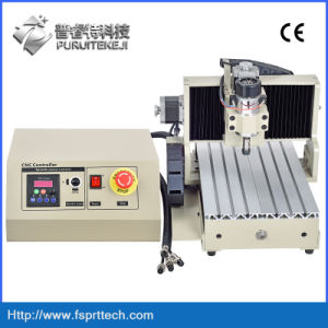 MDF Acrylic PVC Wooden Plastic Advertising CNC Cutting Machine pictures & photos
