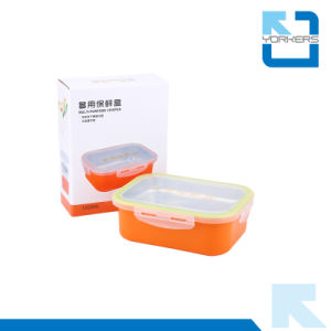Multi Stainless Steel Lunch Box & Mixing Bowl for Kids pictures & photos