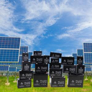 12V 120ah VRLA AGM Sealed Lead Acid Battery for Solar pictures & photos
