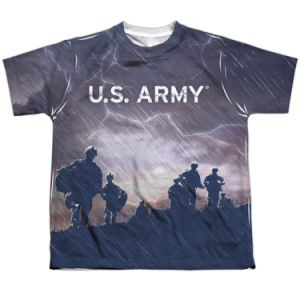 Wholesale Dry Fit Full Sublimation Kids T Shirt (A566) pictures & photos