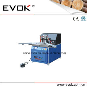 Single Angle High Frequency Wood Frame Joint Machine Tc-868e pictures & photos