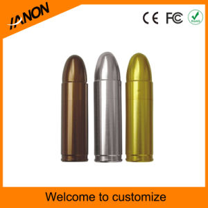 High Quality USB Flash Drive Metal Bullet USB Stick pictures & photos
