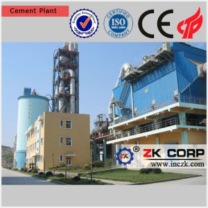Low Cost of Cement Production Plant pictures & photos