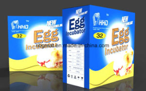 Cheap Egg-Turning Eggs Mini Egg Incubator for Bird/Chicken/Duck/Goose/Turkey for Sale pictures & photos