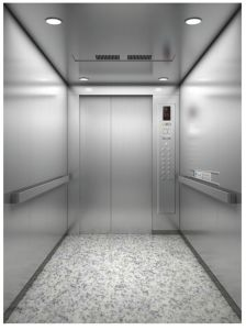 Gearless Drive Hospital Passenger Elevator pictures & photos