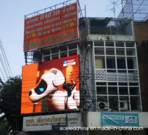 Painel LED P10 SMD Outdoor Advertising Digital Video Display Screen pictures & photos