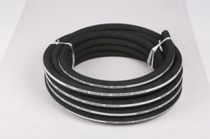 High Temperature Flexible Hydraulic Hose of R1 R2 R3 R5 R6 R8 R12 R13 4sh 4sp R15 R16 R17 pictures & photos