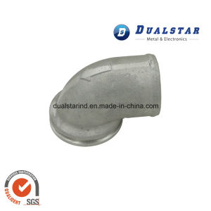 Aluminum Elbow Pipe Casting for Flow Restrict pictures & photos