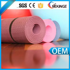Colorful TPE Custom Yoga Mat Kids Yoga Mat pictures & photos