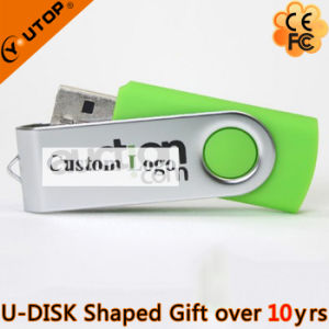 Hot Selling Gifts Swivel USB Flash Drive (YT-1201) pictures & photos