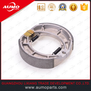 Motorcycle Brake Shoes for Suzuki Gn125 Motorcycle Spare Parts pictures & photos