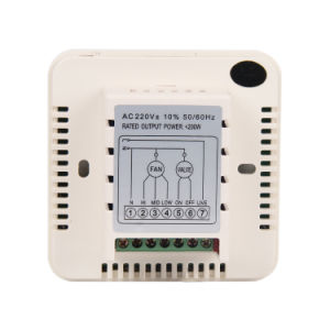 Programmable Digital Room Thermostat for Air Condition 9k pictures & photos