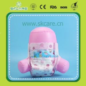 2016 Best Selling Easy Disposable Cotton Baby Diaper/Nappy pictures & photos