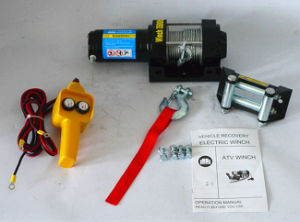 ATV Winch Electric Winch Truck Winch (3500lb/1590kg) pictures & photos