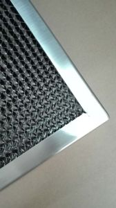 (495X495X50mm) Honeycomb Kitchen Range Hood Grease Filter pictures & photos