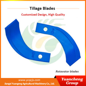 Hot Sale Machinery Parts Tiller Blade for John Dee-Re Diesel Farm Tractor pictures & photos