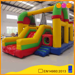 Colorful Inflatable Combo and Slide for Kid (AQ772) pictures & photos