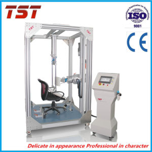Indoor Furniture Office Chair Caster Durability Tester pictures & photos
