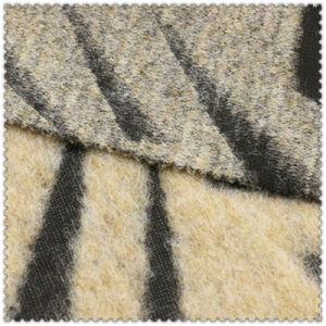 Light Fashion Woolen Fabric for Women Garment pictures & photos