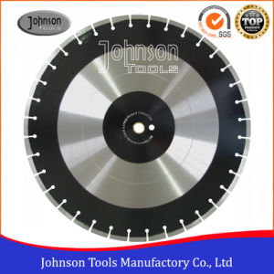 500mm Laser Welded Diamond Saw Blades for Asphalt Cutting pictures & photos