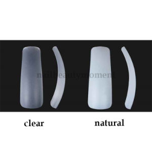 Super Thin Long Fake Nail Tips Art Beauty Tool (NT46) pictures & photos