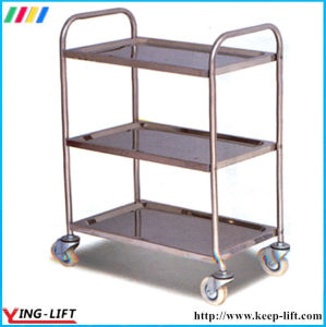 Stainless Platform Trolley pictures & photos