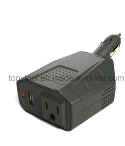 80W DC to AC Power Inverter pictures & photos