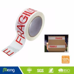 Custom Printed BOPP Packing Tape with Company Logo pictures & photos