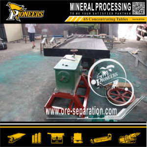 Low Price Mineral Beneficiation Equipment Shaking Table for Sale