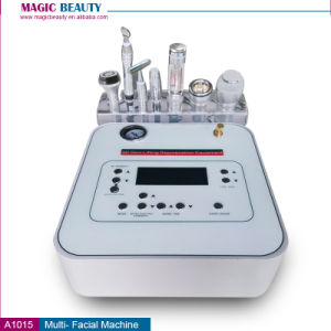 Multifunctional Diamond Facial No Needle Mesotherapy Machine with Bio and RF Skin Tightening pictures & photos