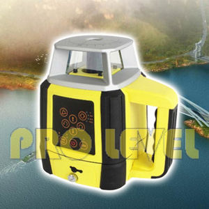 High Precision Rotary Laser Level Total Station (SRE-102A) pictures & photos