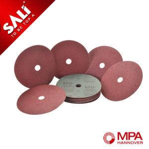 Sali Wholesale Aluminum Oxide Fiber Disc for Polishing pictures & photos