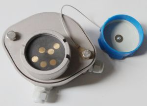 Aluminum Anti Overflow Optic Socket pictures & photos