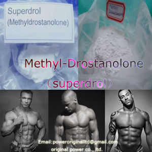 High Quality Methyl Drostanolone CAS No: 3381-88-2 with Stocks pictures & photos