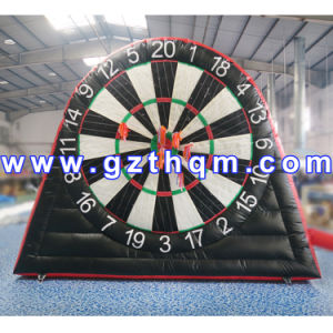 Inflatable Dart Board Adults Sports Games/Inflatable Football Soccer Dart for Adults pictures & photos
