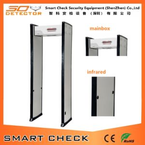 Single Zone Walk Through Security Gate Security Body Scanner Gate pictures & photos