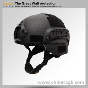 Nij Iiia Kevlar/ PE Mich2000 Tactical Ballistic Helmet pictures & photos