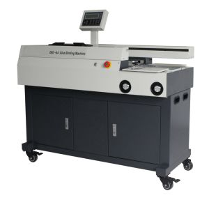 D60-A4 book binding machine pictures & photos