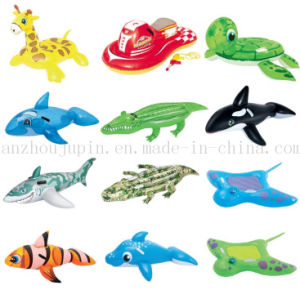 Various Water Pool Inflatable Floating Ride Toy Children Kids Float pictures & photos