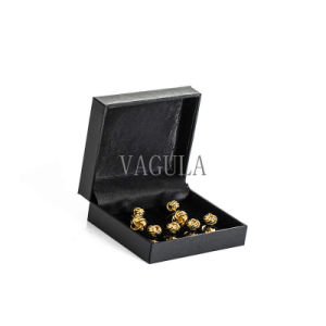 VAGULA Jewelry Display Box Tie Clip Box Cufflinks Case 27 pictures & photos