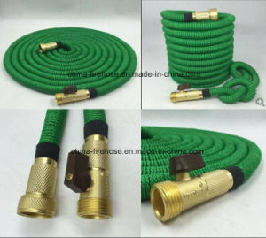 50FT Upgrade Garden Hose Europe Ribbon Telescopic Water Pipe Thread Telescopic Pipes Washing The Garden. pictures & photos