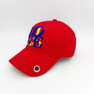 Trendy Style Creative Metal Hole of Baseball Cap pictures & photos