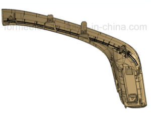 Automotive Bumper Trim Panel Plastic Injection Mould Manufacture Auto Parts Mold pictures & photos