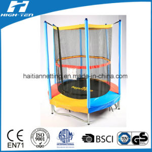 "55"" High Quality Mini Trampoline with Safety Net pictures & photos"
