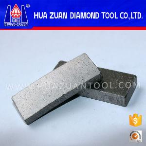 Stable Performance Diamond Sandstone Segment pictures & photos