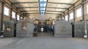Molybdenum Calcination and Smelting Plant/Molybdenum Oxide Plant pictures & photos